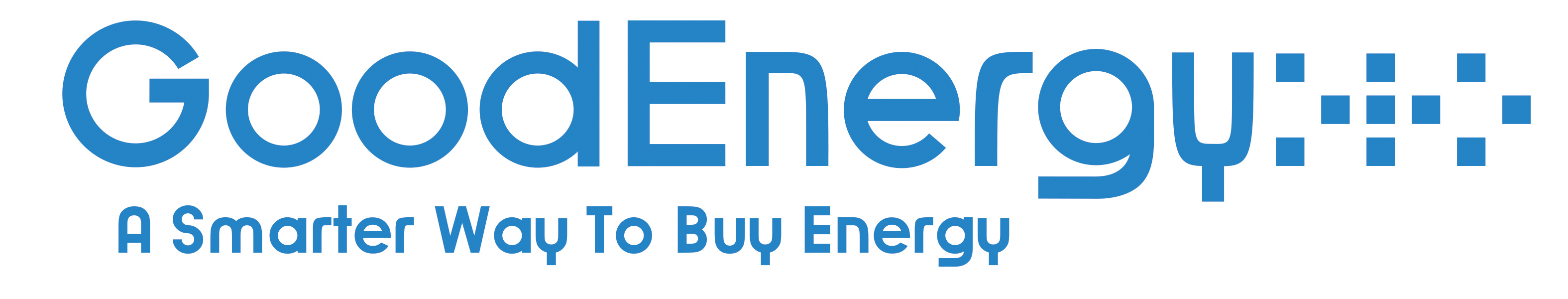 Good Energy logo solidweb