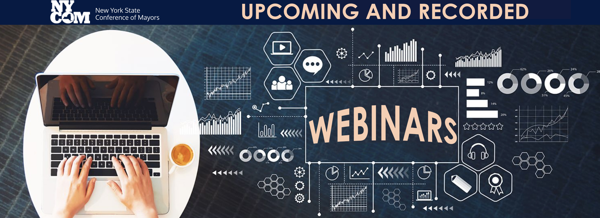 VIEW AVAILABLE WEBINARS