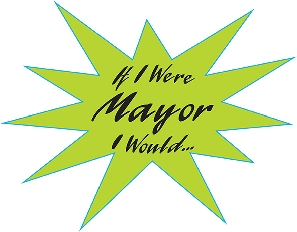 If I Were Mayor, I Would... 8th Grade Essay Contest