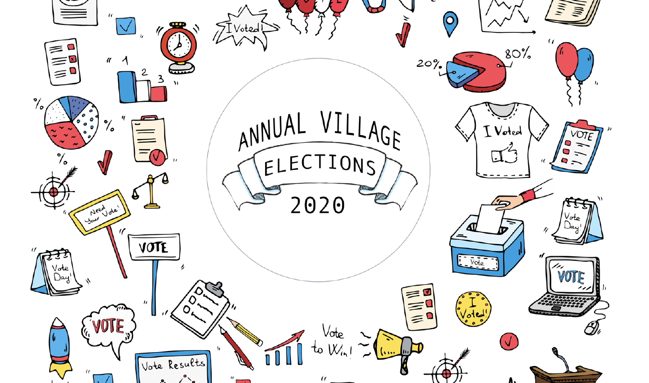 Calendar of Dates: Village Elections 2020